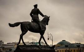 Romans Impressionen aus Moskau