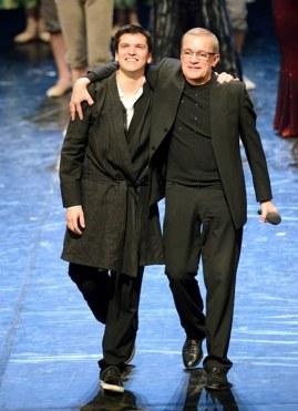 Schlussapplaus nach der Uraufführung: Demis Volpi und Reid Anderson