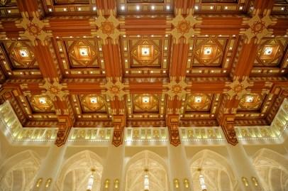 Impressionen aus dem Inneren des Opernhauses – es ist wirklich atemberaubend.