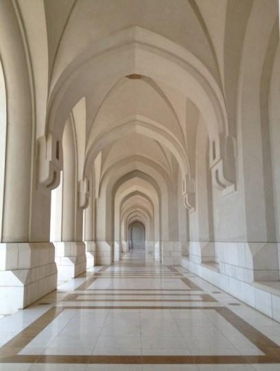 Erste Impressionen aus Muscat