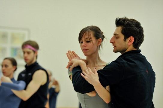 Elisa Badenes und Arman Zazyan