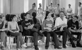 Andria Hall, Georgette Tsinguirides, Tamas Detrich, Marcia Haydée, Thierry Michel, Rolando D'Alesio
