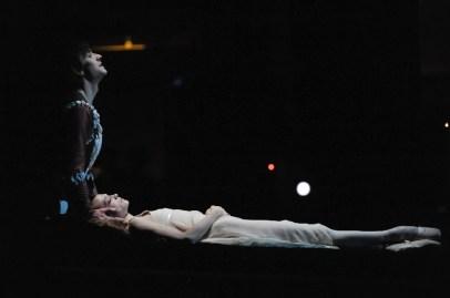 Die letzten Minuten von Romeo und Julia aus nächster Nähe