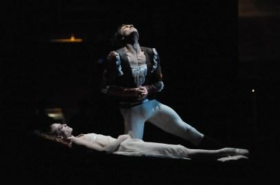Tod aus Liebe: Romeo in der Gruft der Capulets
