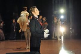 Roman Novitzky bei seinem Onegin Debüt in Tokio