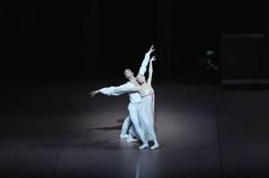 Romeo und Julia: Miriam Kacerova und Constantine Allen