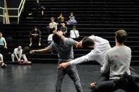 Salome Probe: Demis Volpi mit den Tänzern