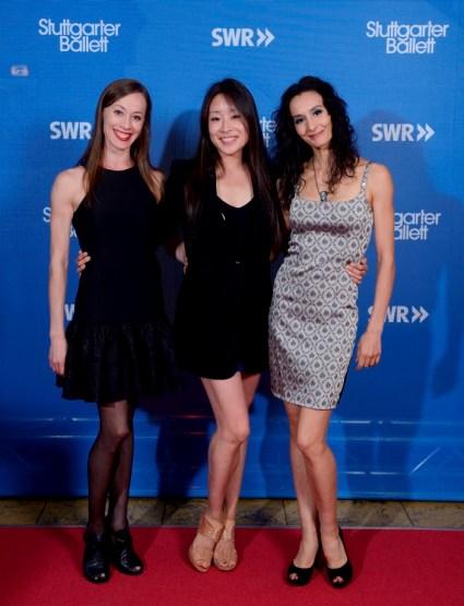 Anna Osadcenko, Hyo-Jung Kang, Myriam Simon