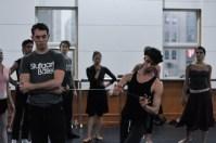 Robert Robinson als Tybalt und Pablo von Sternenfels als Mercutio