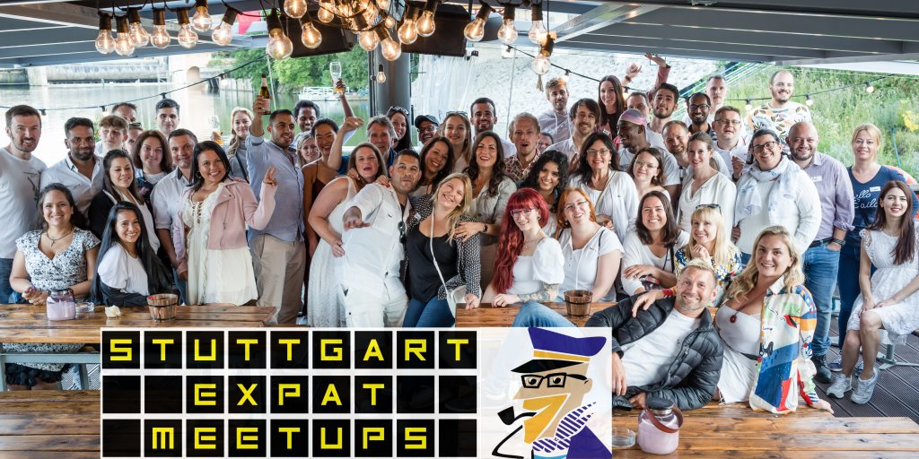 Stuttgart Boat Party 2020 (Group 2)