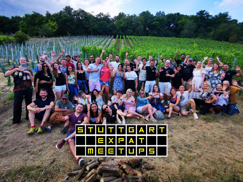 Stuttgart Wine Walk 2020