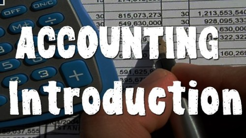 Introduction to Accounting  -  University Of British Columbia