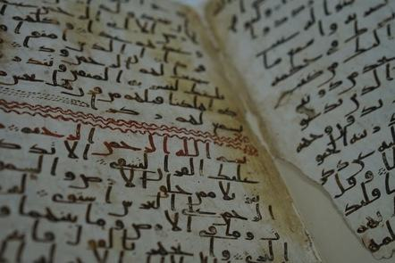 The Birmingham Qur'an: Its Journey from the Islamic Heartlands-University of Birmingham.
