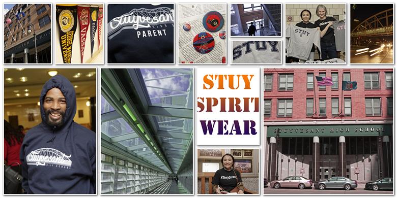 Stuy PA Spirit Wear