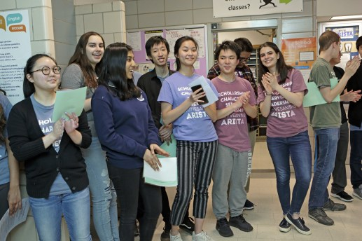Stuyvesant High School Open House 2019-03-25