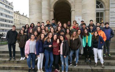 (Français) Voyage des 3ème en Nouvelle Aquitaine