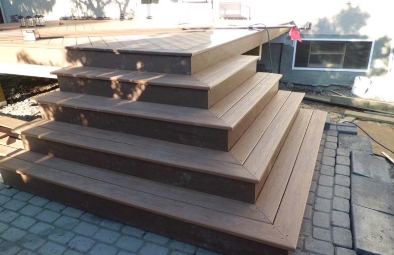 Building Deck Stairs Australia Landscape Design