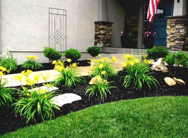 idea simple garden landscaping Landscape Design