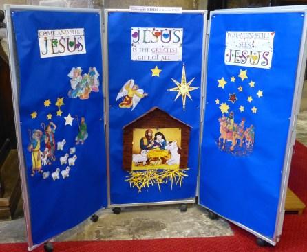 Nativity & Tree Christmas 2015 (1)