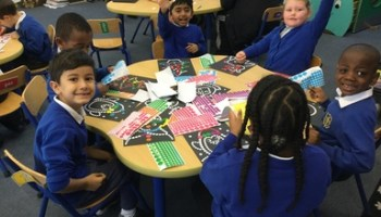 Eyfs Christmas Craft Morning St Wilfrid S Catholic Primary School