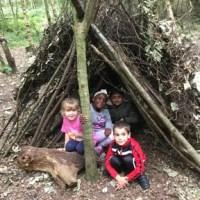 Oak Class at Forest School