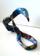 wąż flapek