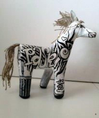 zebra Fika