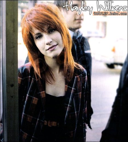 Hayley Williams All About PARAMORE