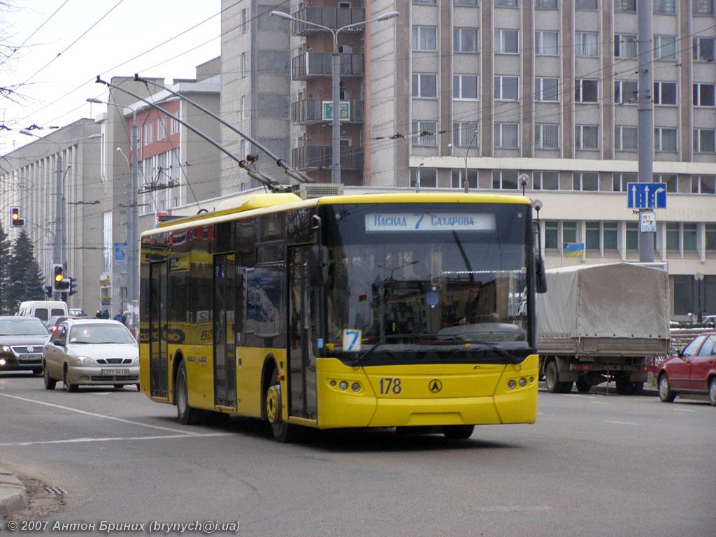«Електроавтотранс» купує тролейбуси і готується будувати нові лінії