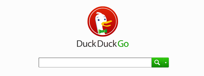 プライバシーを侵害しない検索エンジン DuckDuckGo(ダックダックゴー)