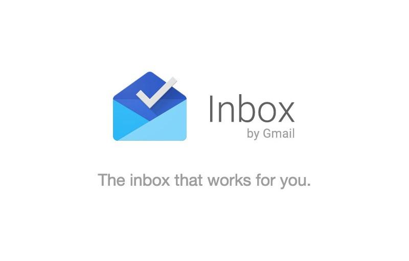 Inboxの招待メールが来たので、早速使い始める!
