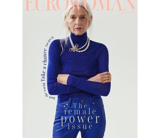 eurowoman cover anna von rueden