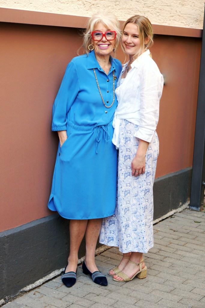 Grandma and Granddaughter Blog