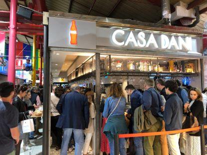 Casa Dani in Madrid die beste Tortilla der Stadt