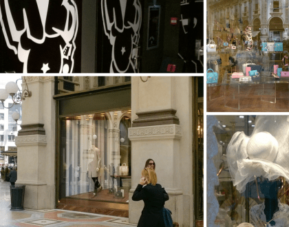 Milan - City of Fashion and Style