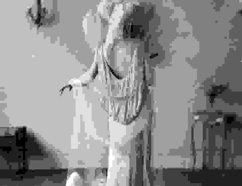 Hình ảnh một flapper của thập niên 20