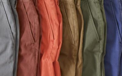 Le secret pour associer les couleurs des vêtements hommes