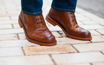 Comment porter des chaussures habillées avec un jeans