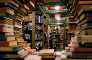 rencontrer une femme dans une librairie