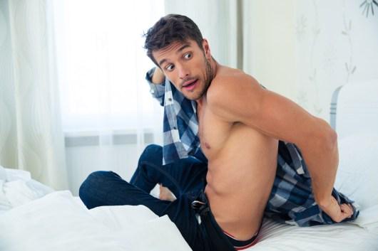 Männermode Kleidergrößen