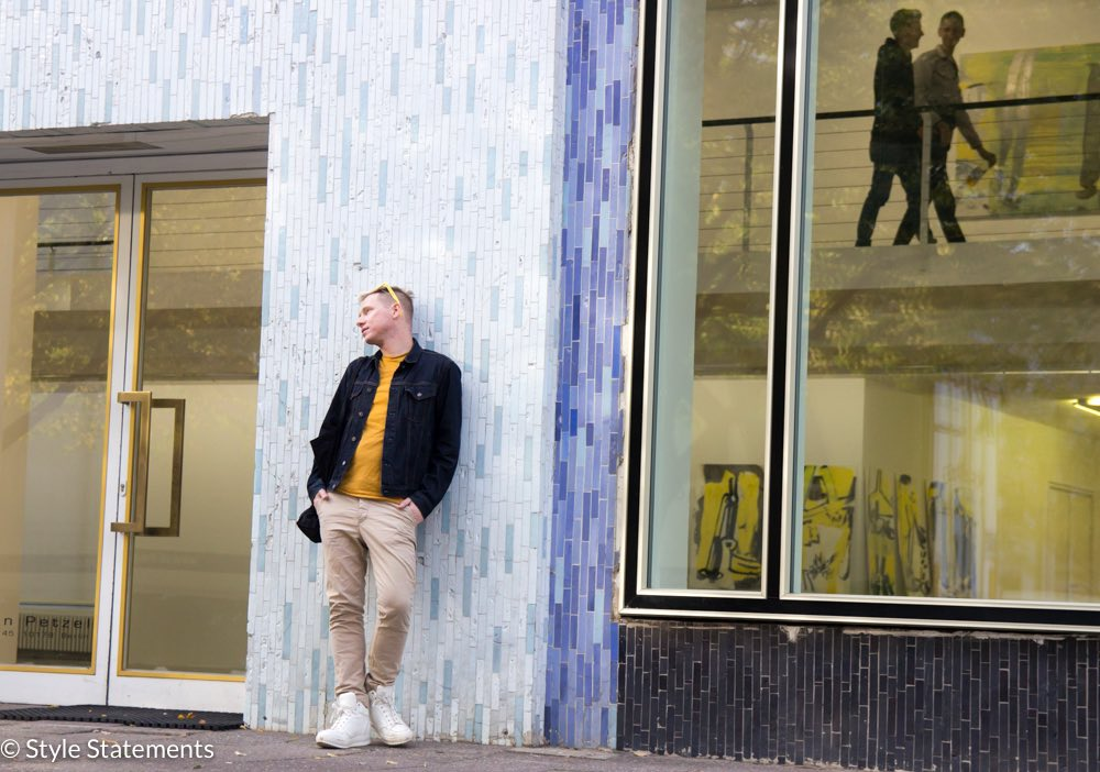 Street Style Berlin Adam Groffman