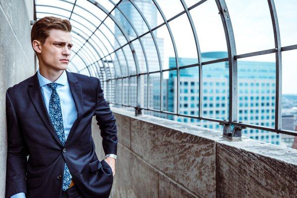 Dresscode Herren Business