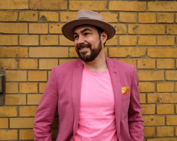 Sorbet-Farben Männer