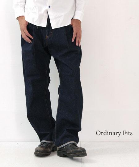 Ordinary Fits / オーディナリーフィッツ BIG PANTS