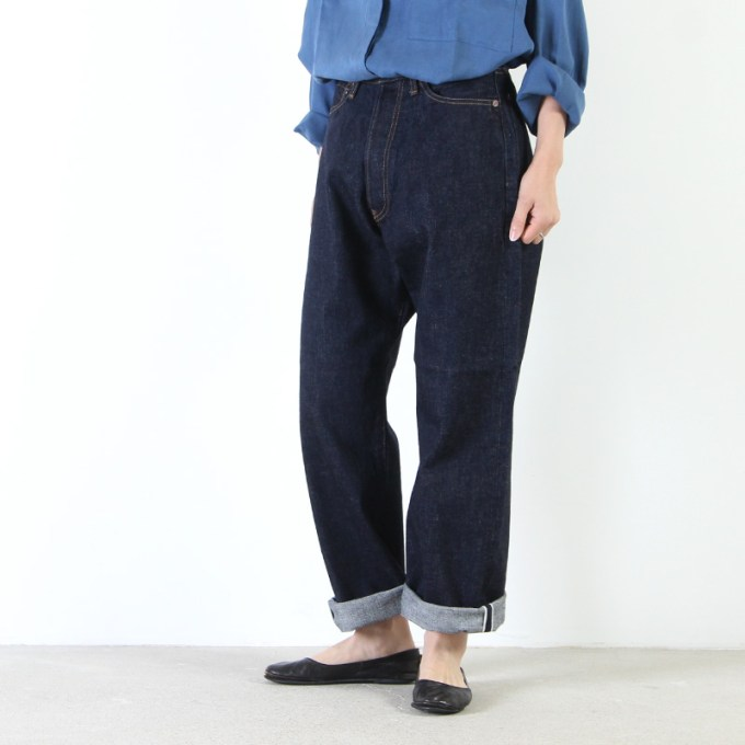 Ordinary Fits (オーディナリーフィッツ) FARMERS 5POCKET DENIM one wash
