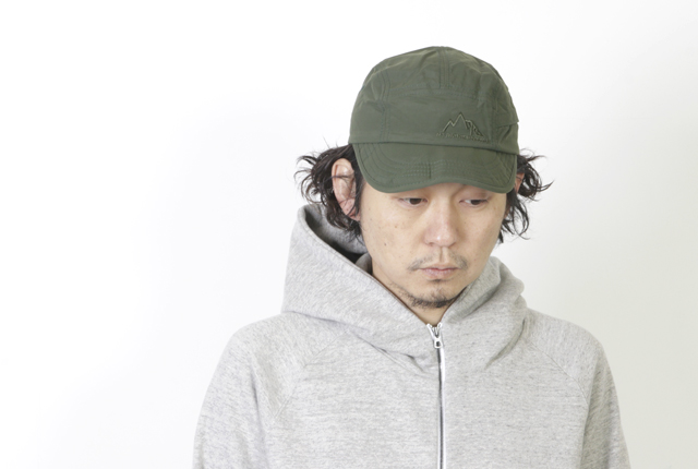 MT.RAINIER DESIGN(マウントレイニアーデザイン) WINDSHED PACKABLE TRAIL CAP