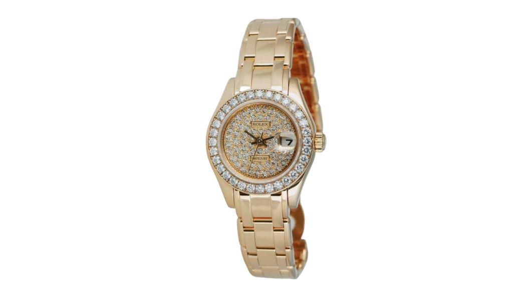 นาฬิกา rolex ที่แพงที่สุด - Rolex Ladies Masterpiece Diamond Pave Watch