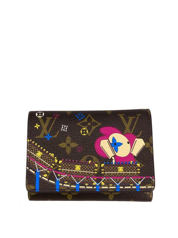 Louis Vuitton Victorian Wallet Christmas 2020