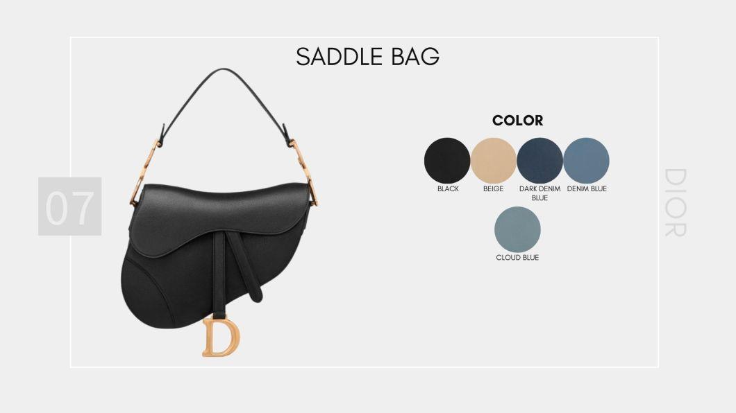 รวมItem Dior Collectionใหม่ Saddle Bag