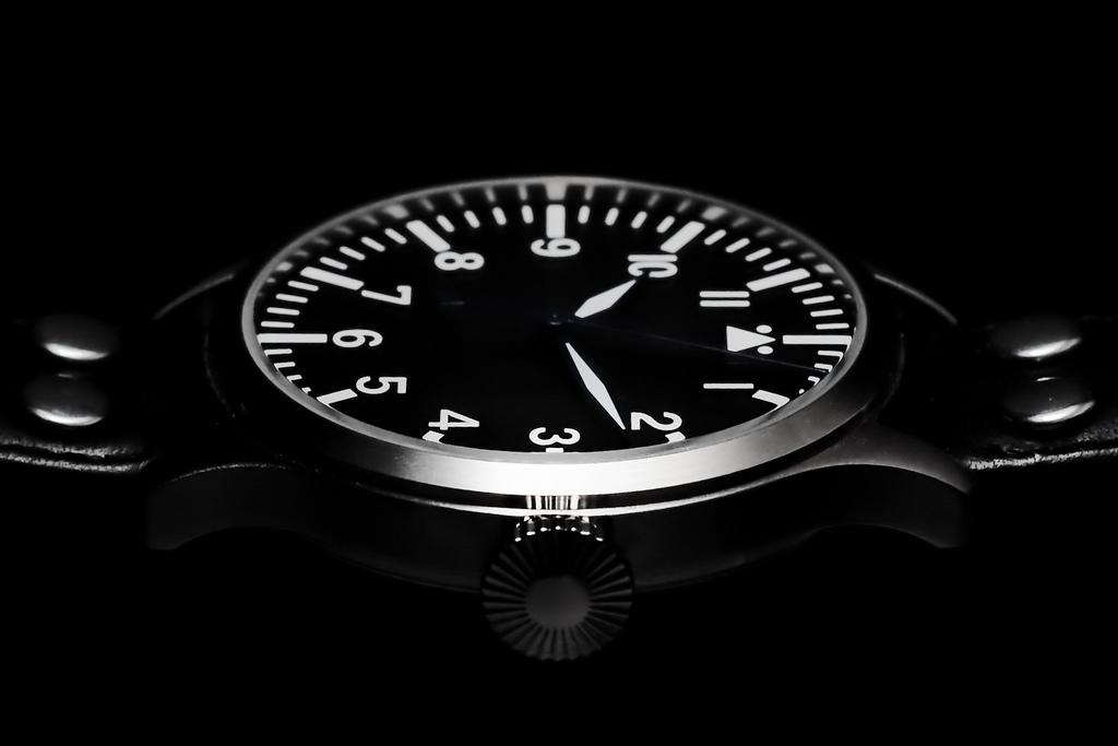 Ticino Big Pilot horloge
